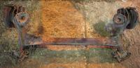 Балка подвески задняя Audi A2 Артикул 51440307 - Фото #1
