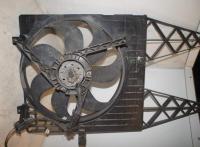 Двигатель вентилятора радиатора Audi A3 Артикул 51142779 - Фото #1