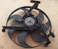 Двигатель вентилятора радиатора Audi A3 Артикул 51295899 - Фото #1