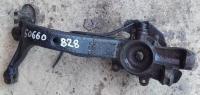 Кулак поворотный (корпус ступицы) Audi A4 (B5) Артикул 50660828 - Фото #1