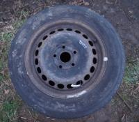 Диск колесный обычный (стальной) Audi A4 (B5) Артикул 51590183 - Фото #2