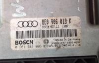 Блок управления двигателем (ДВС) Audi A4 (B6) Артикул 50404474 - Фото #1