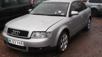 Audi A4 (B6) Разборочный номер W8496 #1
