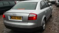 Audi A4 (B6) Разборочный номер W8496 #2
