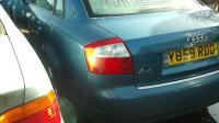 Audi A4 (B6) Разборочный номер 48281 #2