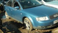 Audi A4 (B6) Разборочный номер 48281 #3