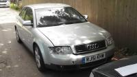 Audi A4 (B6) Разборочный номер W9011 #1