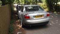 Audi A4 (B6) Разборочный номер 50159 #2