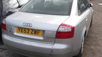 Audi A4 (B6) Разборочный номер 50165 #4