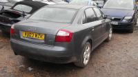 Audi A4 (B6) Разборочный номер 52900 #2