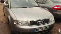 Audi A4 (B6) Разборочный номер 53568 #3