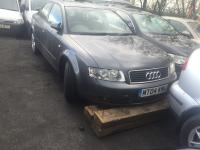 Audi A4 (B6) Разборочный номер B2865 #1