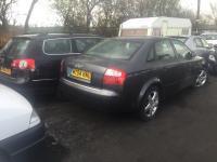 Audi A4 (B6) Разборочный номер 53693 #2