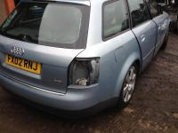 Audi A4 (B6) Разборочный номер 53986 #3