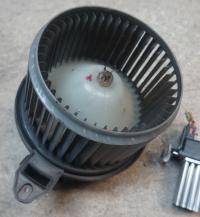 Двигатель отопителя (моторчик печки) Audi A6 (C5) Артикул 51704370 - Фото #1
