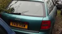 Audi A6 (C5) Разборочный номер W7920 #2