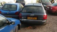 Audi A6 (C5) Разборочный номер 46029 #3