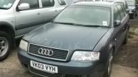 Audi A6 (C5) Разборочный номер 46660 #1