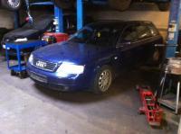 Audi A6 (C5) Разборочный номер Z2719 #1