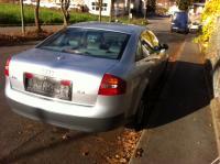 Audi A6 (C5) Разборочный номер Z3661 #2