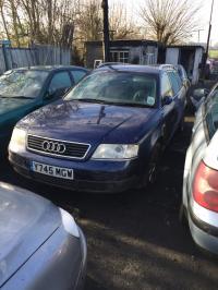 Audi A6 (C5) Разборочный номер 52561 #1