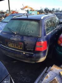 Audi A6 (C5) Разборочный номер 52561 #2