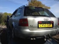 Audi A6 (C5) Разборочный номер 53802 #1