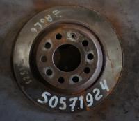 Диск тормозной Audi A6 (C6) Артикул 50571924 - Фото #1