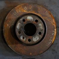Диск тормозной Audi A6 (C6) Артикул 51804127 - Фото #1