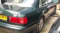 Audi A8 Разборочный номер W9037 #2