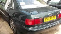 Audi A8 Разборочный номер W9037 #3