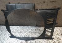 Диффузор (кожух) вентилятора радиатора BMW 3 E36 (1991-2000) Артикул 51853197 - Фото #1