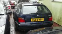BMW 3 E36 (1991-2000) Разборочный номер W8333 #1