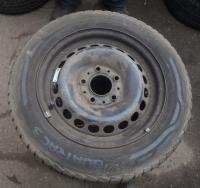 Диск колесный обычный (стальной) BMW 3-series (E36) Артикул 50369957 - Фото #1