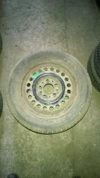 Диск колесный обычный (стальной) BMW 3-series (E36) Артикул 50722704 - Фото #2