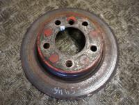 Диск тормозной BMW 3-series (E36) Артикул 50873796 - Фото #1