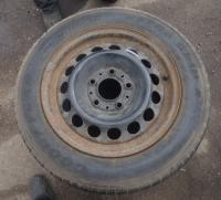 Диск колесный обычный (стальной) BMW 3-series (E36) Артикул 51433508 - Фото #2