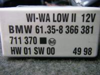 Блок управления BMW 3-series (E36) Артикул 51833798 - Фото #2