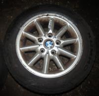 Шина зимняя BMW 3-series (E36) Артикул 900089138 - Фото #1