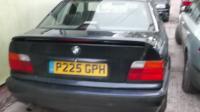 BMW 3-series (E36) Разборочный номер 43077 #1