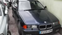 BMW 3-series (E36) Разборочный номер 43077 #2