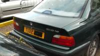BMW 3-series (E36) Разборочный номер W7477 #3
