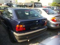 BMW 3-series (E36) Разборочный номер 49750 #2