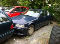 BMW 3-series (E36) Разборочный номер 49995 #2