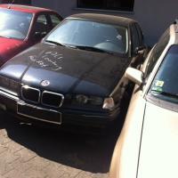 BMW 3-series (E36) Разборочный номер Z3344 #1