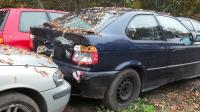 BMW 3-series (E36) Разборочный номер 51668 #2