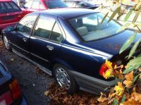 BMW 3-series (E36) Разборочный номер 51727 #1