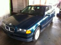 BMW 3-series (E36) Разборочный номер Z3873 #1