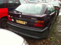 BMW 3-series (E36) Разборочный номер 53533 #1