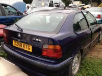 BMW 3-series (E36) Разборочный номер 54117 #2